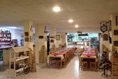 Las Americas restaurant for sale